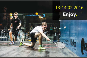 Enjoy Junior Squash Open 2016