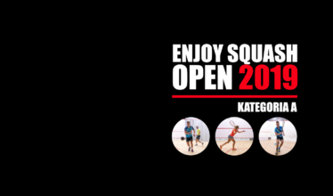 Enjoy Squash Open 2019